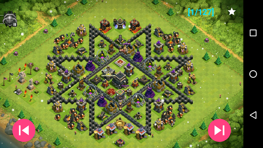 Maps of Coc TH9 5