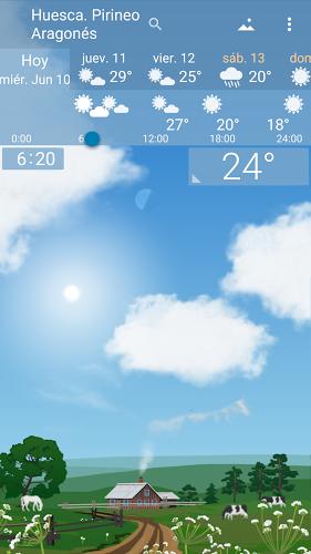 Meteorología Exacta Yowindow 3