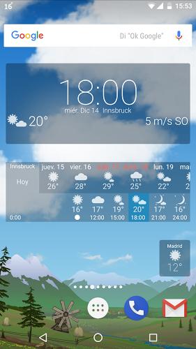 Meteorología Exacta Yowindow 4