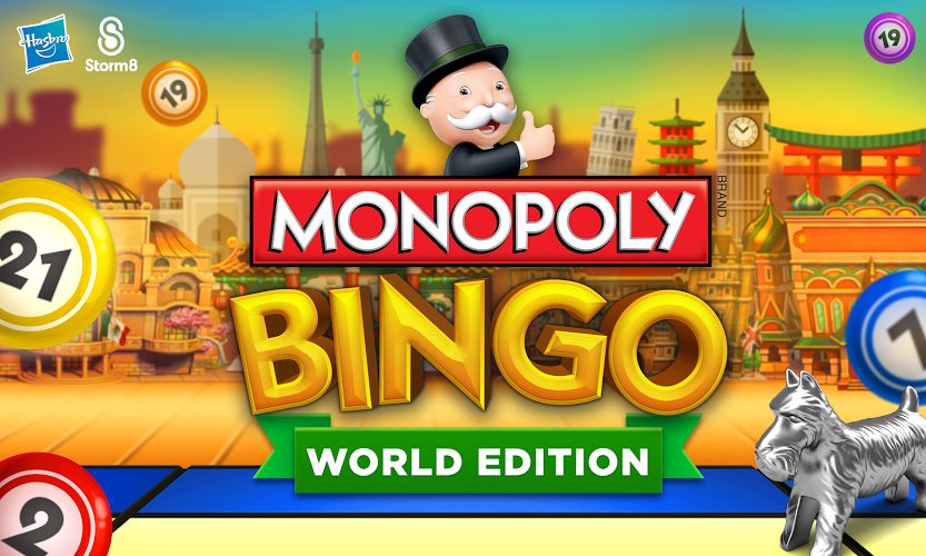 MONOPOLY Bingo!: World Edition 5