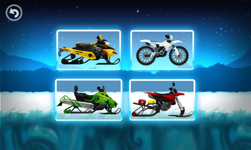 Motocross Kids – Winter Sports 1