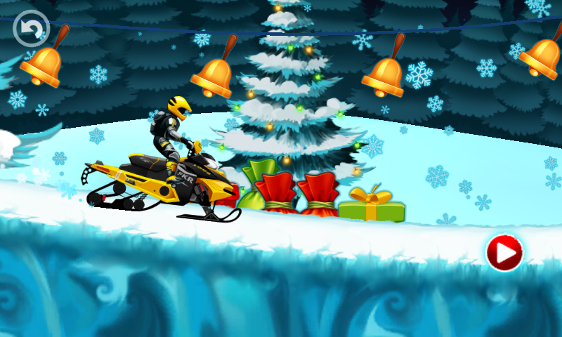 Motocross Kids – Winter Sports 2