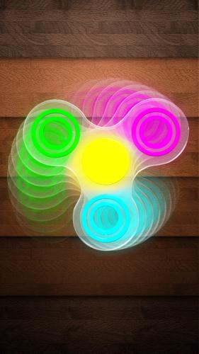 Musical Relax spinner 2