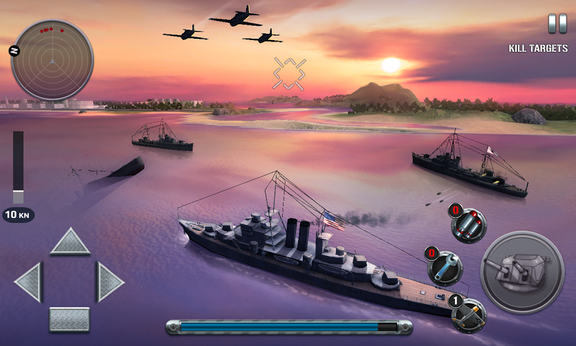 Naves de batalla: el pacífico 3