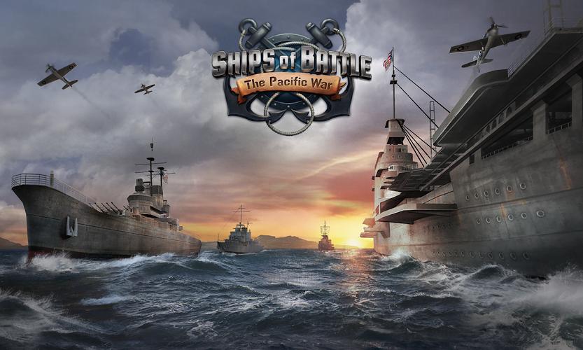 Naves de batalla: el pacífico 4