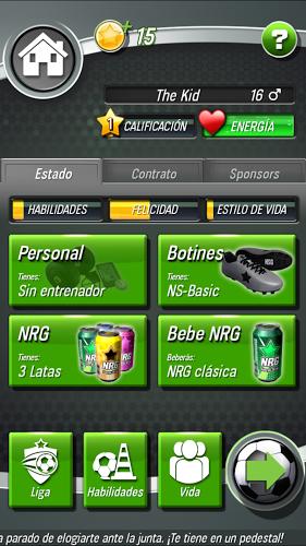 New Star Fútbol 4