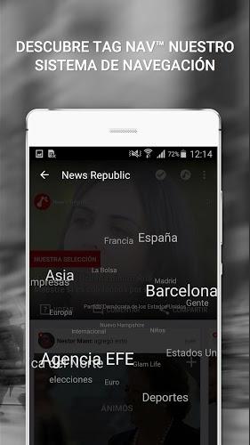 News Republic – Sus noticias 5