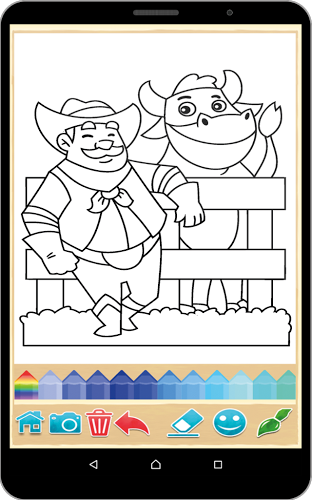 Pintar y dibujar para niños 1