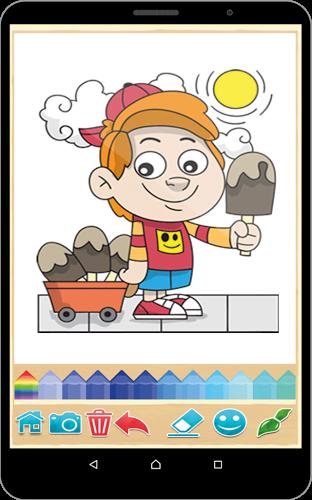 Pintar y dibujar para niños 4
