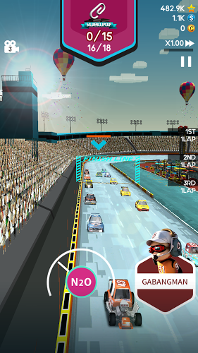 PIT STOP RACING : MANAGER 5