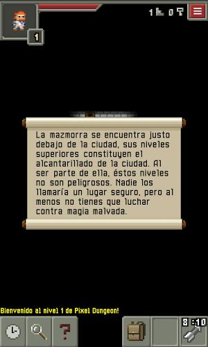 Pixel Dungeon ES 4