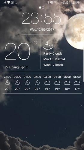 pronóstico del tiempo 3