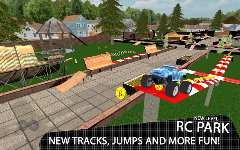 RC Car Hill Racing Simulador 1