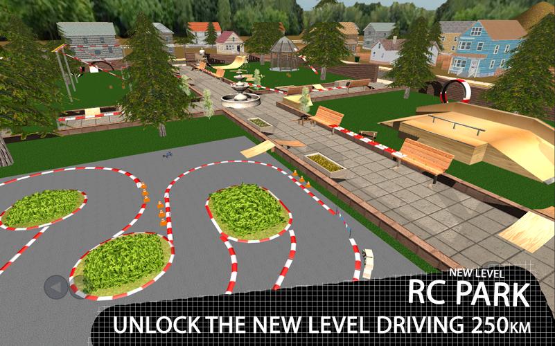 RC Car Hill Racing Simulador 2