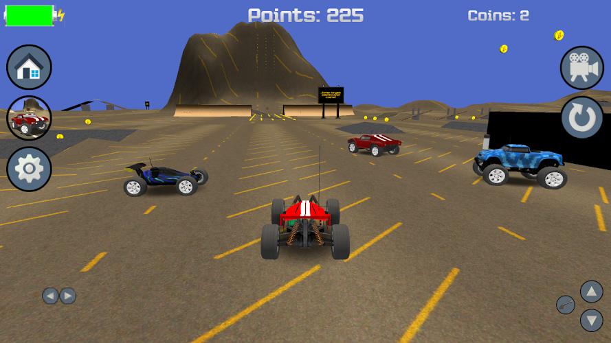 RC Car Hill Racing Simulador 3