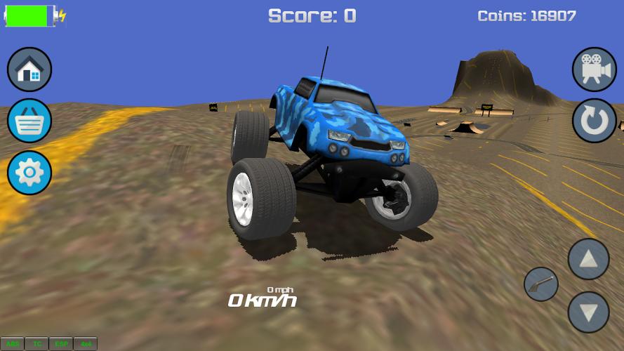 RC Car Hill Racing Simulador 4
