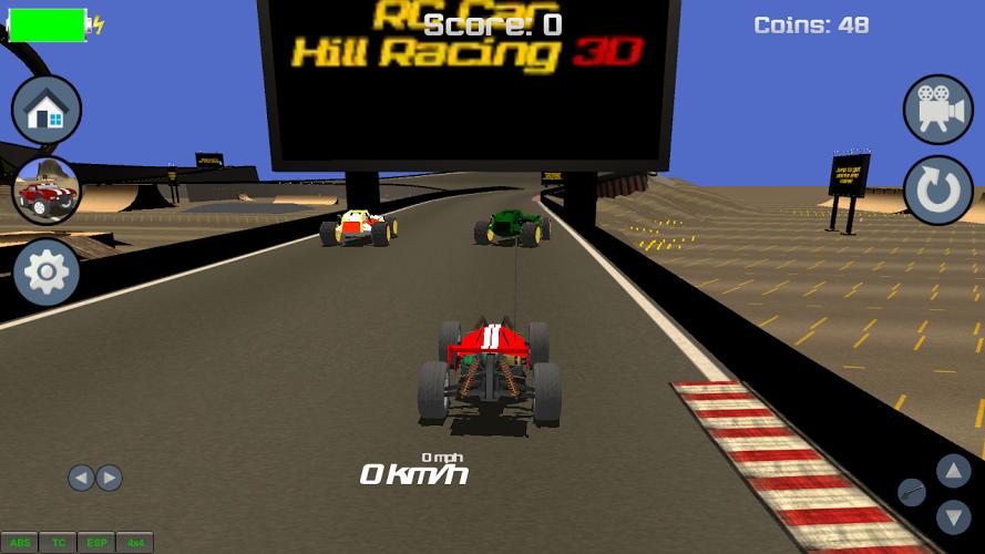 RC Car Hill Racing Simulador 5