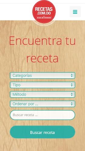 Recetas.com.do 1