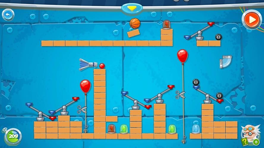Rube's Lab – Physics Puzzle 3