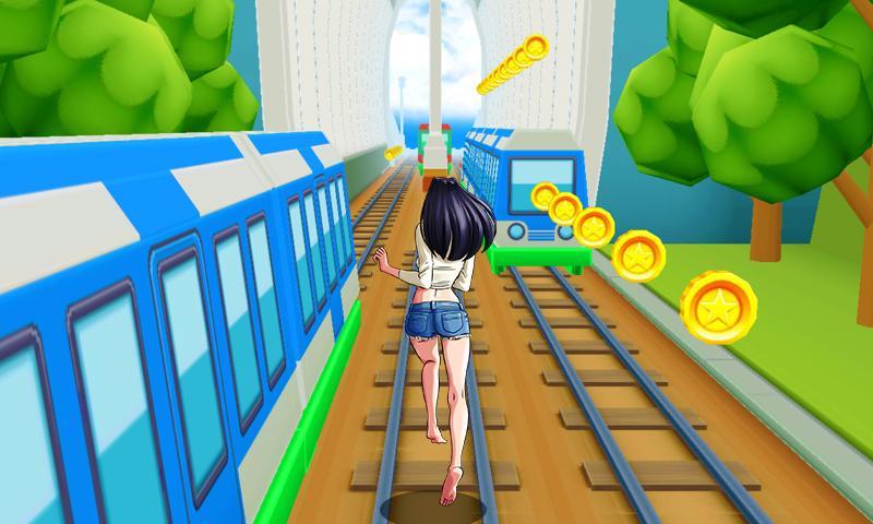 Subway Cinderella Running Game 2