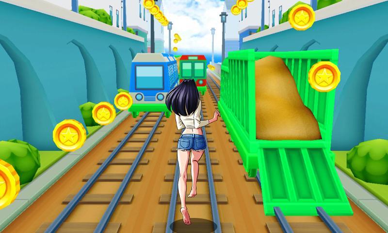 Subway Cinderella Running Game 3