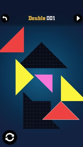 Tangram King 2