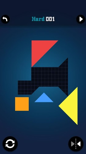 Tangram King 5