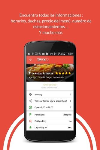 Truckfly, el app de camioneros 1