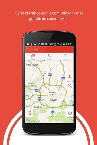 Truckfly, el app de camioneros 3
