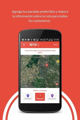 Truckfly, el app de camioneros 5
