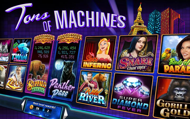 Vegas Jackpot Casino Slots 2
