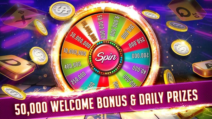Vegas Words – Downtown Slots 2