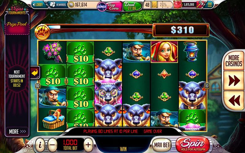 Vegas Words – Downtown Slots 5