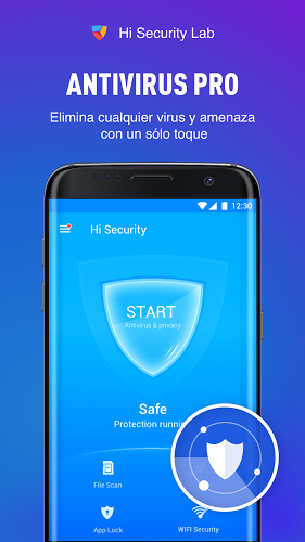 Virus Cleaner ( Hi Security ) – Antivirus, Booster 1