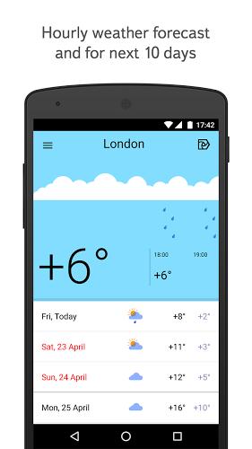 Yandex.Weather 1